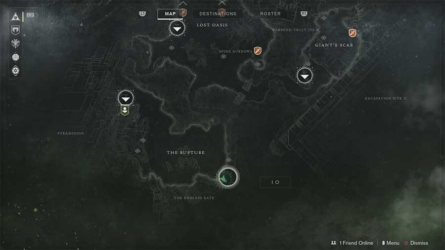 Io Lost Sector 3 - Aphix Conduit