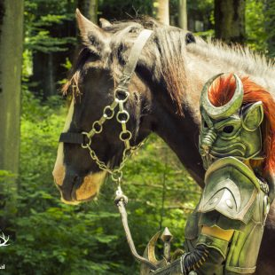 Cosplay Wednesday – The Elder Scrolls' Khajiit