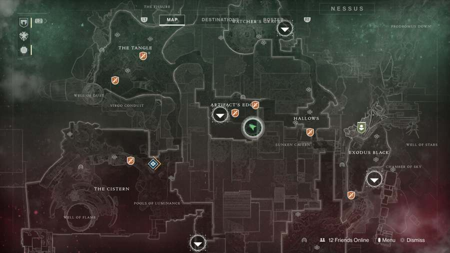 Nessus Chest 3