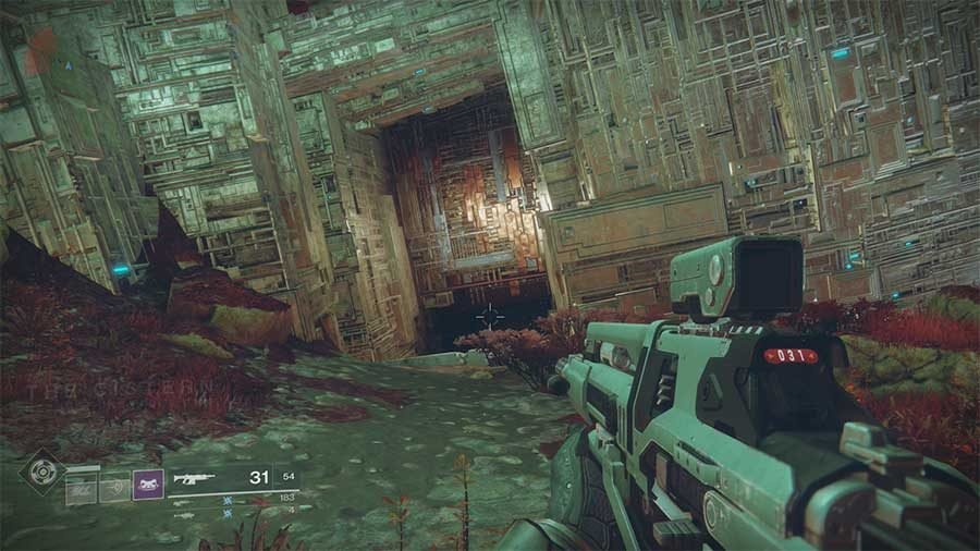 Nessus Lost Sector 5 - The Conflux