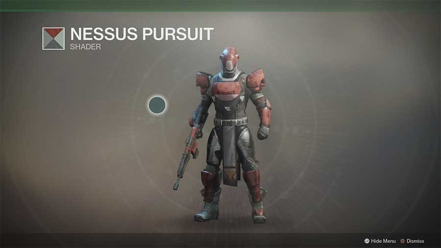 Nessus Pursuit