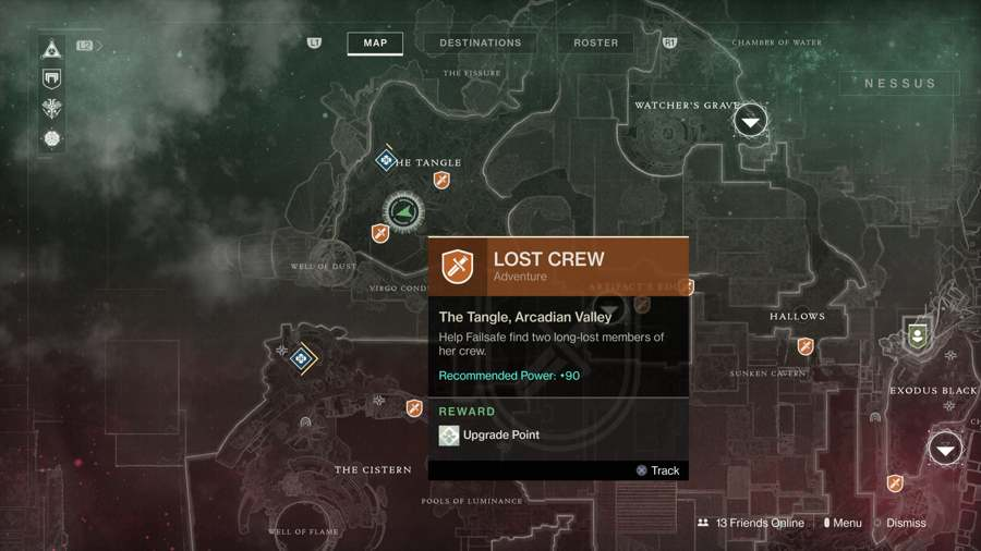 Nessus Region Chest 12
