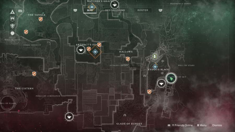 Nessus Region Chest 19