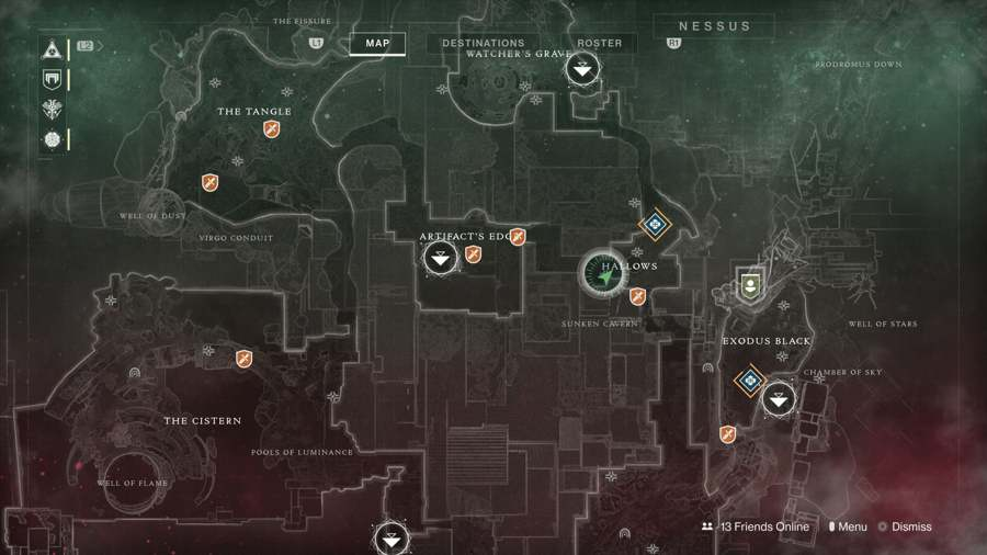Nessus Region Chest 4