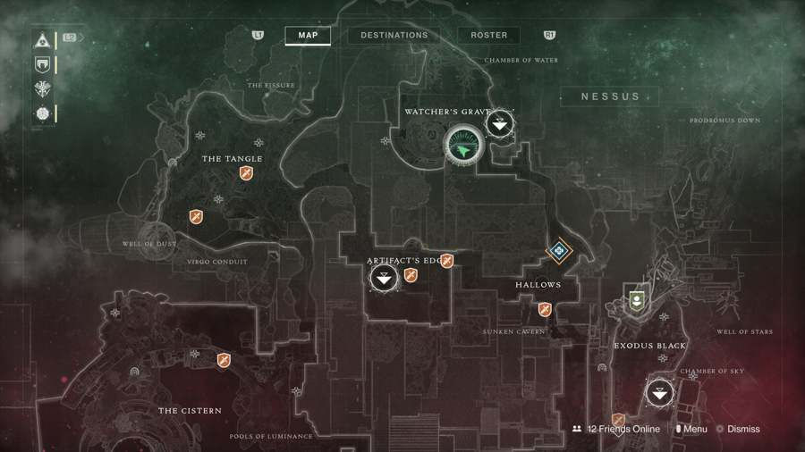 Nessus Region Chest 8