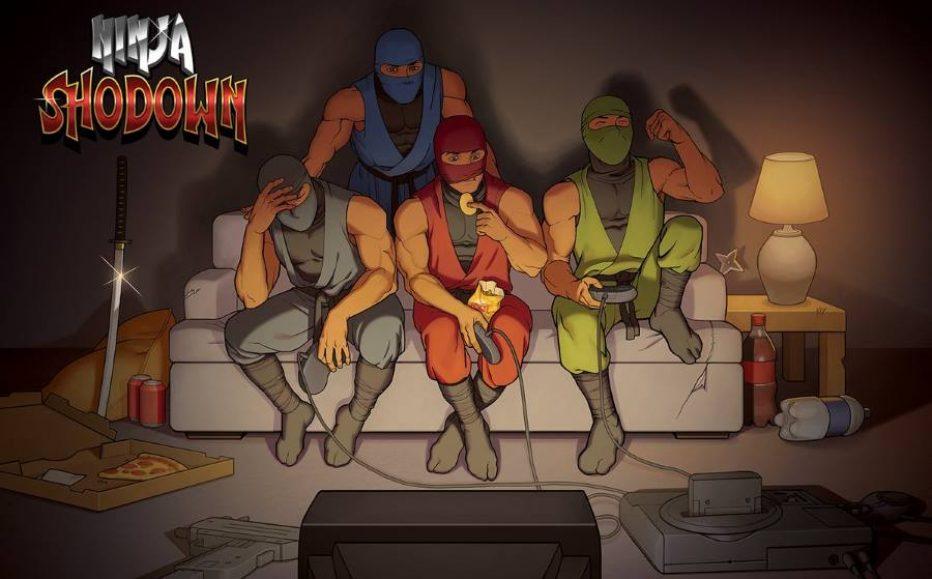 Ninja Shodown Review