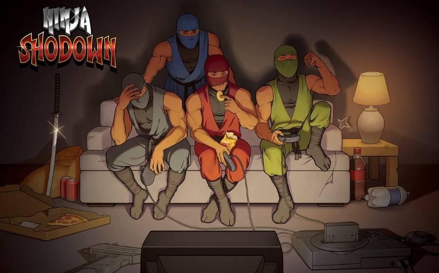 Ninja Shodown - Gamers Heroes
