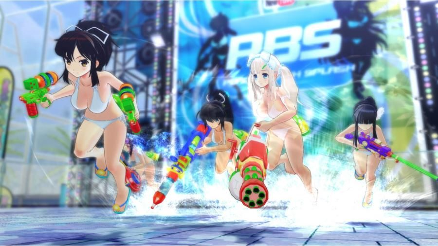 Peach Beach Splash - Gamers Heroes