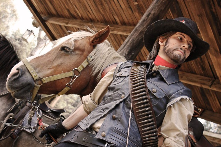 Red Dead Redemption John Marston Cosplay - Gamers Heroes