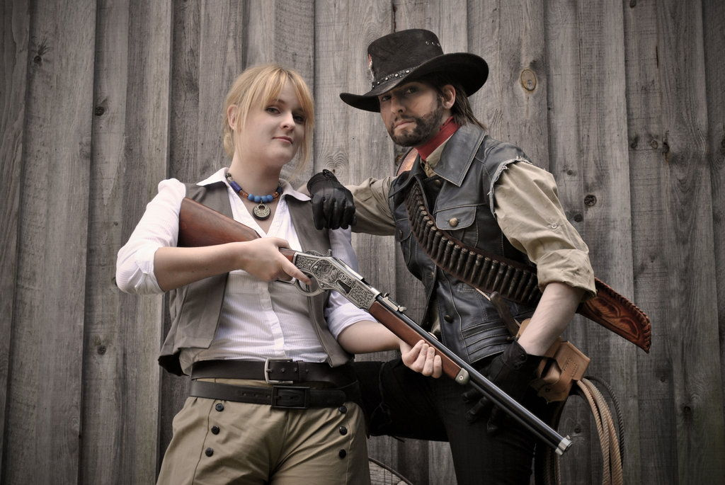 Cosplay Wednesday Red Dead Redemption S John Marston