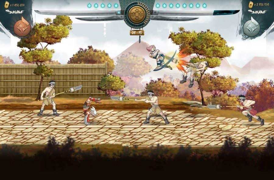 Samurai Riot - Gamers Heroes