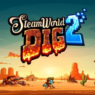 Win one of three SteamWorld 2 Dig Steam Codes!