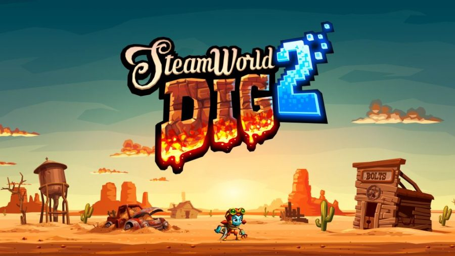 SteamWorld Dig 2 - Gamers Heroes