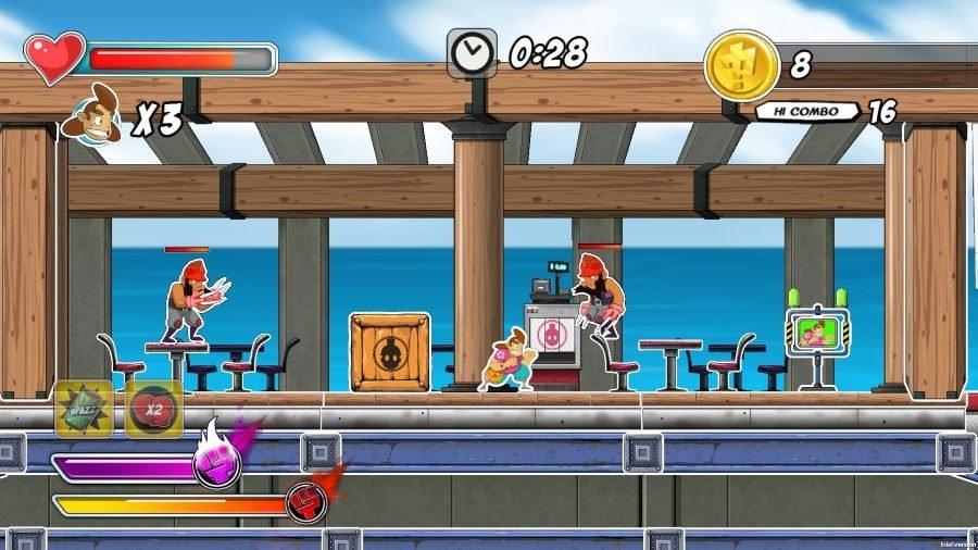 Super Comboman - Gamers Heroes