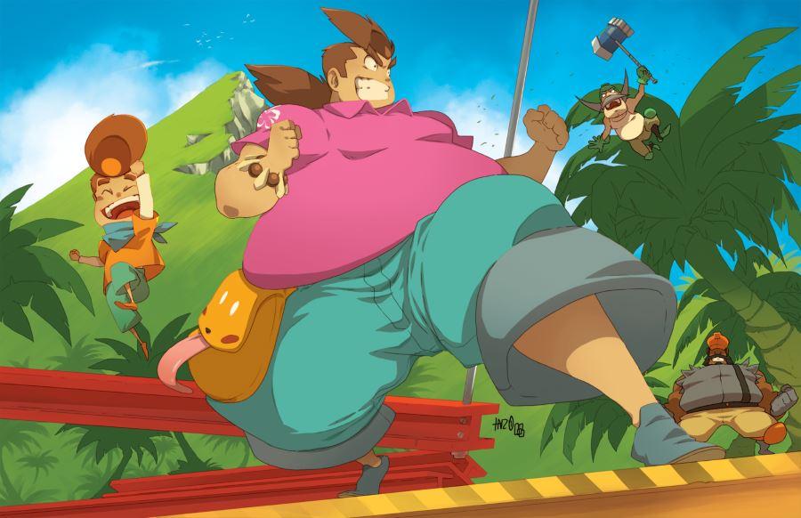 Super Comboman Smash Edition - Gamers Heroes