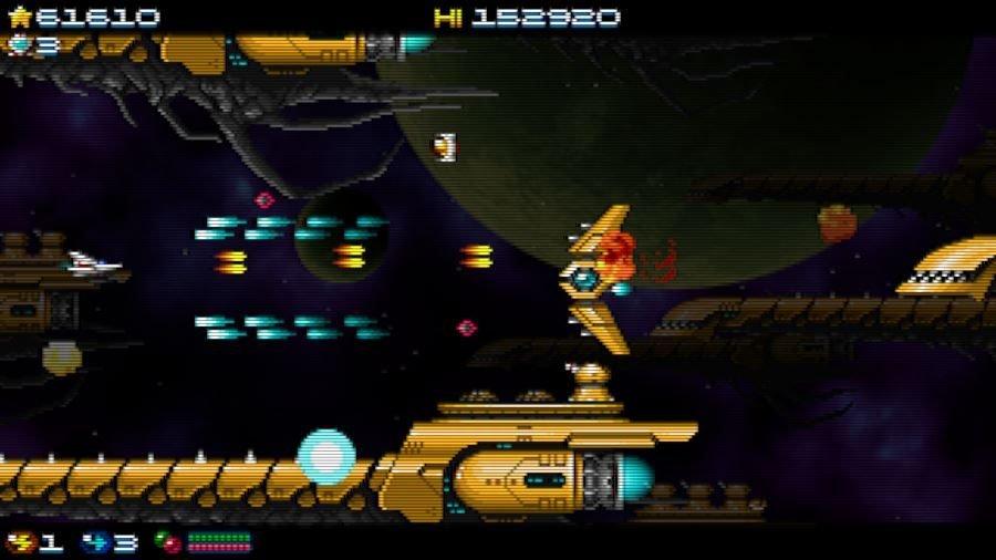 Super Hydorah - Gamers Heroes