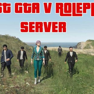 The Best GTA V RP Server