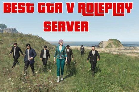 The Best GTA V RP Server