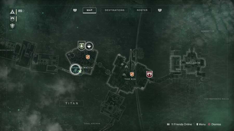 Titan Chest Location 3