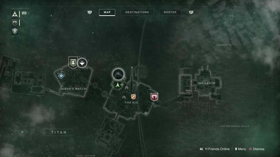 Titan Chest Location 4