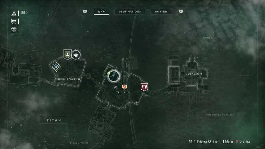 Titan Chest Location 5