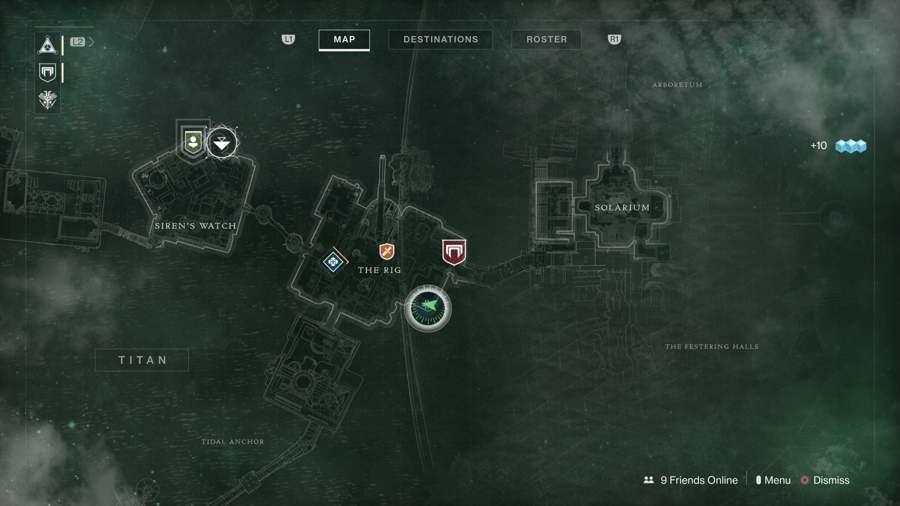 Titan Chest Location 6