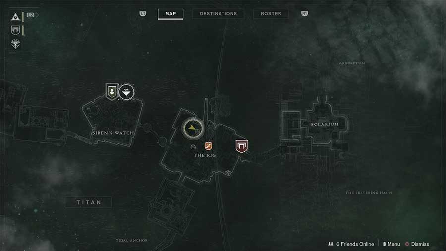 Titan Lost Sector 2 - Cargo Bay 3