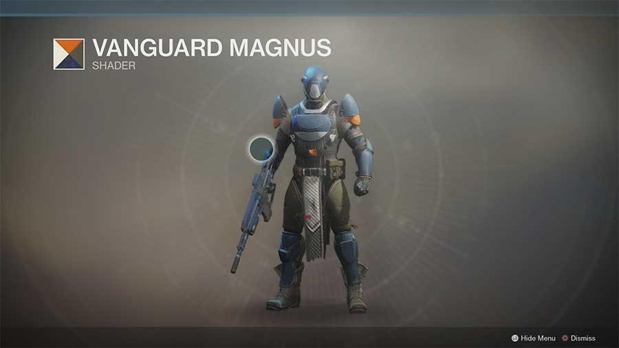 Vanguard Magnus