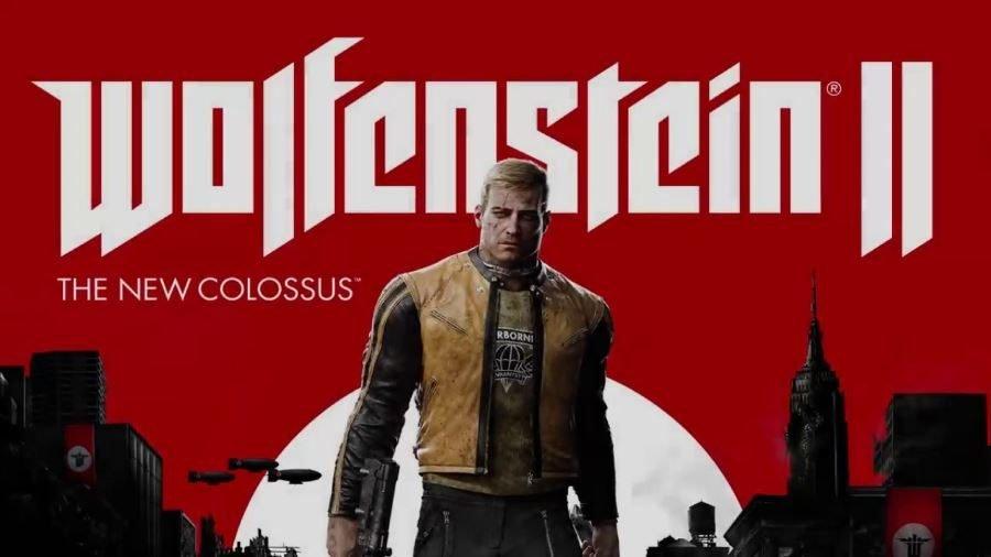 Wolfenstein II - Gamers Heroes