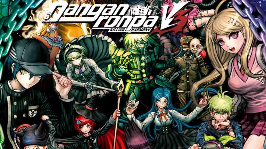 Danganronpa V3: Killing Harmony Review