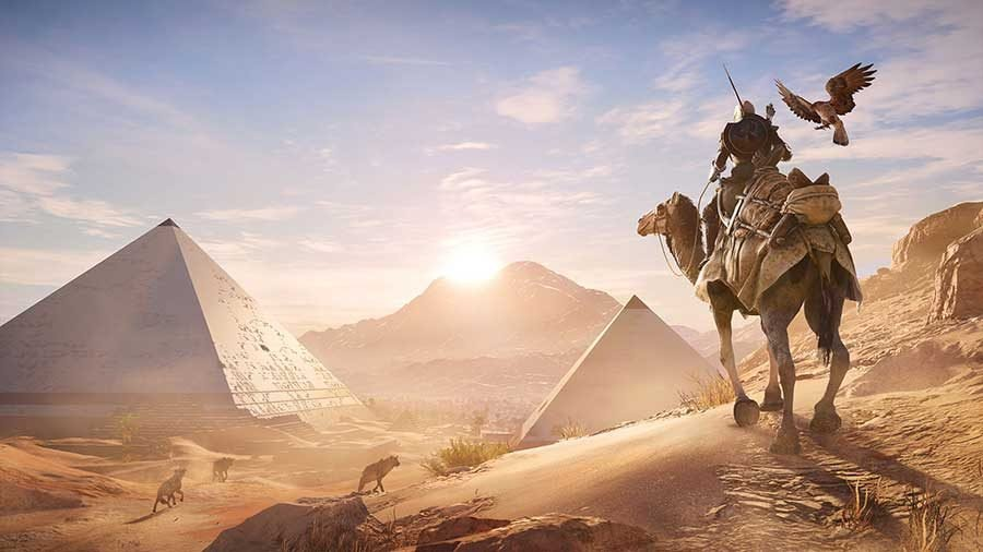 Assassins Creed Origins Events Avenge Mission Guide