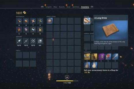 Assassins Creed Origins Papyrus Papyri Puzzle Guide