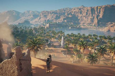 Assassins Creed Origins Side Quest Guide
