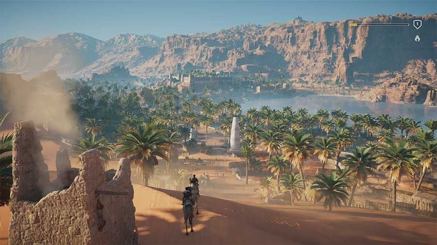 Assassins Creed Origins Side Quest Guide