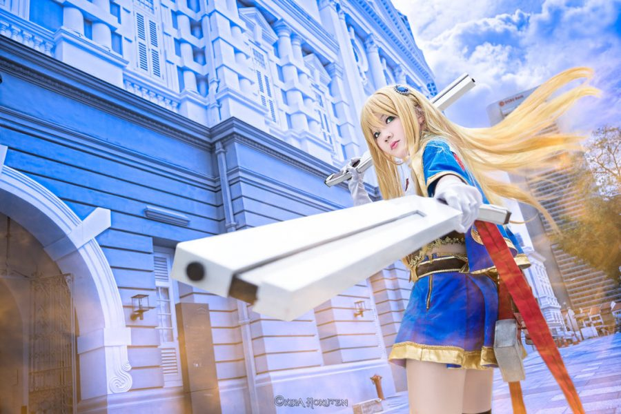Blazblue Noel Vermillion Cosplay - Gamers Heroes