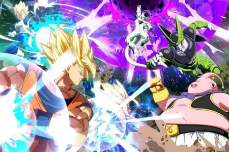 Dragonball FighterZ's Story Mode Detailed