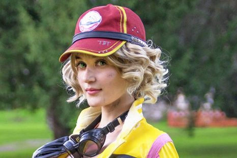 Cosplay Wednesday – Final Fantasy XV's Cindy