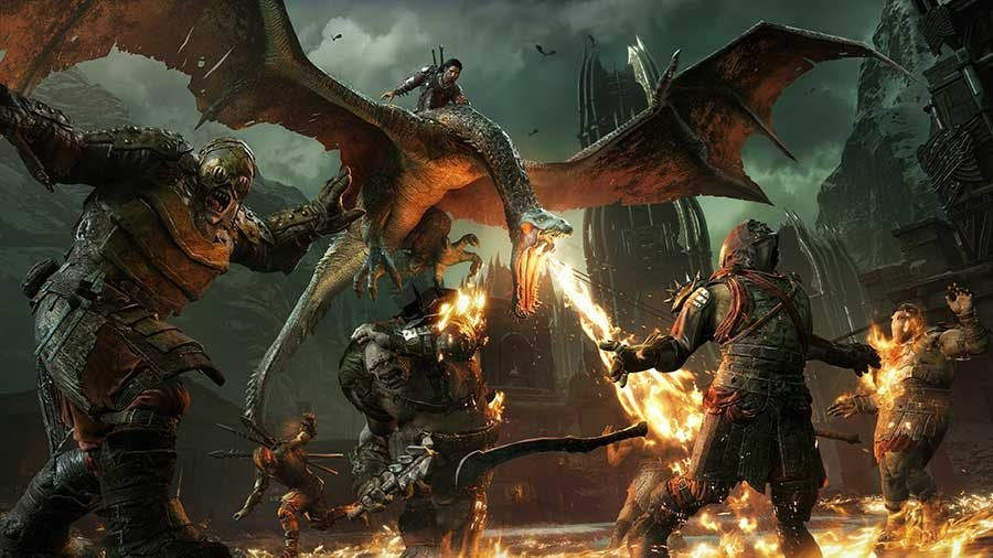 How To Defeat Any Fortress In Middle-Earth Shadow Of War