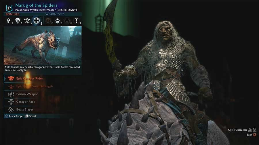 How To Get Legendary Followers In Middle-Earth Shadow Of War