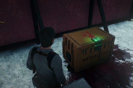 How To Open Red Locked Containers In The Evil Within 2