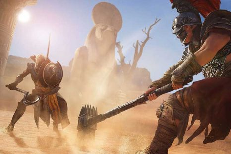 How To Unlock The Krokodilopolis Arena In Assassins Creed Origins