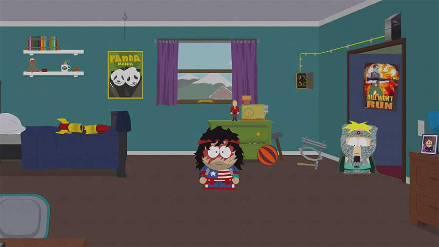 How To Use Electrical Wires In South Park The Fractured ...