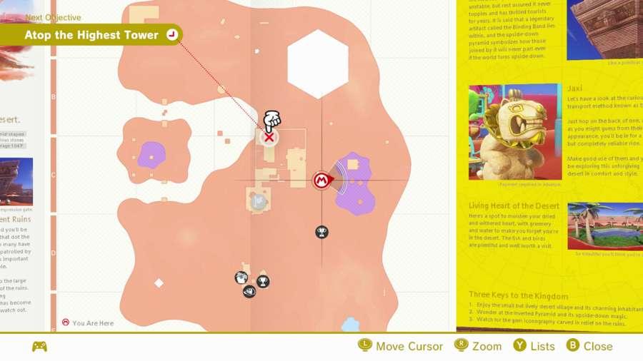 Mario On The Leaning Pillar 2