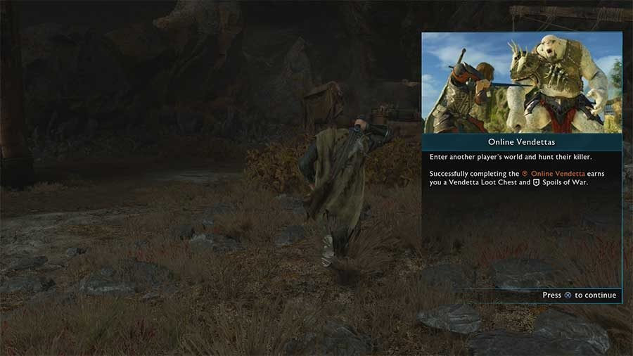 Middle Earth Shadow Of War Online Vendettas Guide