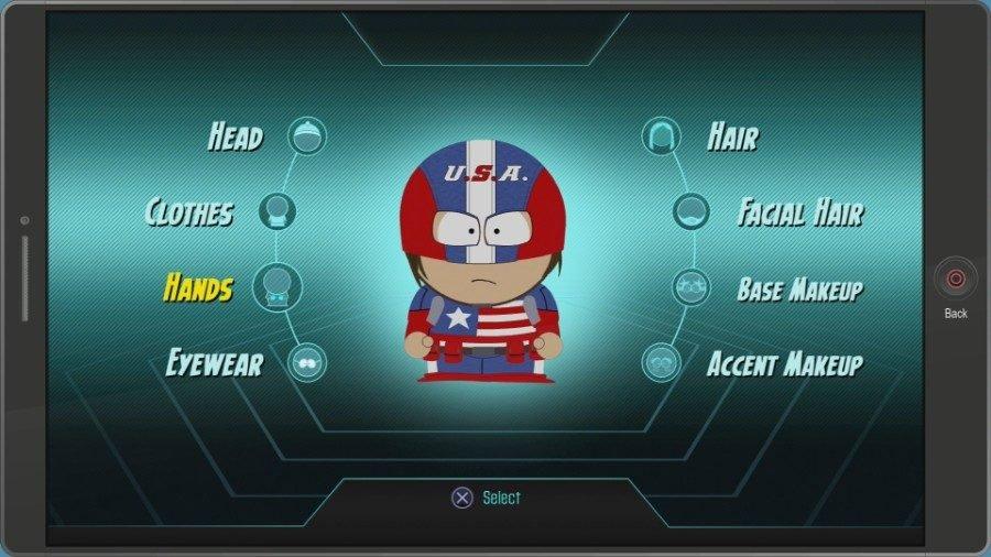 Patriot Suit