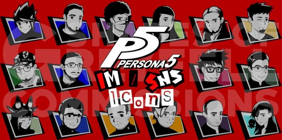 Persona 5 IM - Gamers Heroes