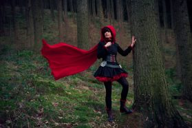Cosplay Wednesday – RWBY's Ruby