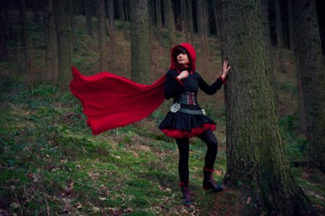 Cosplay Wednesday – RWBY's Ruby