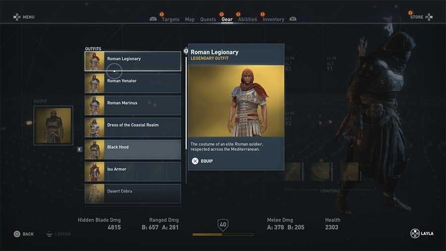 Roman Legionnare