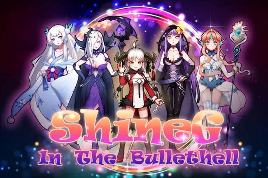 ShineG in the Bullethell - Gamers Heroes